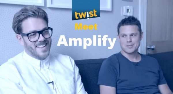 Twist Presents an Interview with Jonathan Emmins and Marcus Childs @ Amplify
