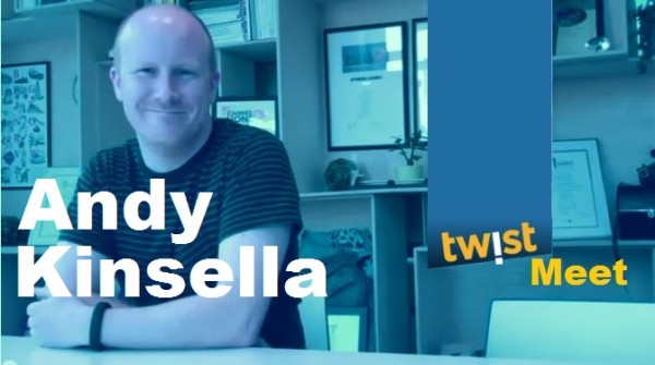 Twist Presents an Interview with Andy Kinsella: Former Executive Producer @ Stinkdigital