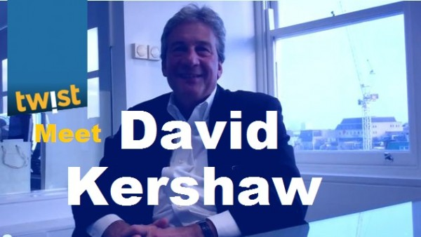 Twist Presents an Interview with David Kershaw: CEO at M&C Saatchi