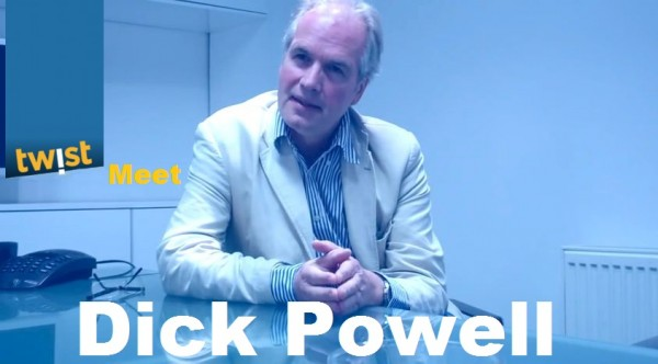 Twist Presents: An Interview with Dick Powell Chairman of D&AD and CEO of Seymourpowell