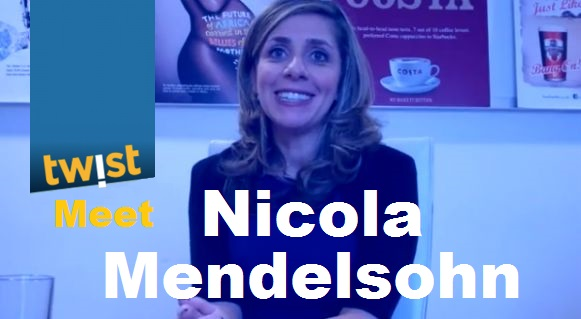 Twist Presents and Interview with Nicola Mendelsohn: Vice President at Facebook