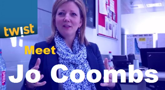 Twist Presents an Interview with Jo Coombs: Managing Director at Ogilvy One