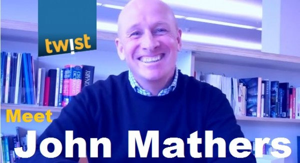 Twist Presents an Interview with John Mathers: CEO at Design Council
