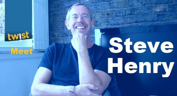 Twist Presents an Interview with Steve Henry: Advertising Industry Legend