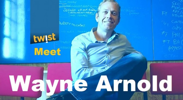 Twist Presents an Interview with Wayne Arnold: Global CEO at Lowe Profero