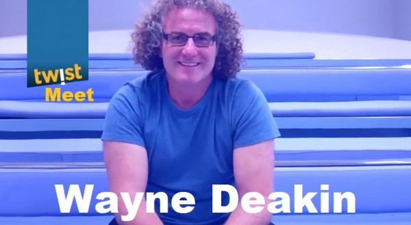 Twist Presents an Interview with Wayne Deakin: ex ECD @ Jam