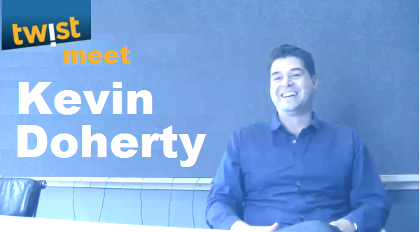 Twist Presents: An Interview with Kevin Doherty