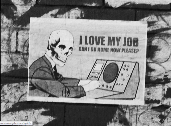 Learn to Love your Job!