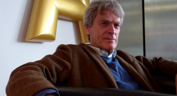 Living Legend Sir John Hegarty Talks to Twist